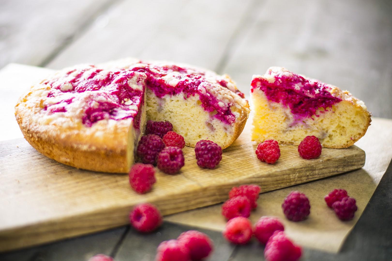 Bezlepkový koláč recept