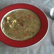 Vločková polévka se zeleninou recept