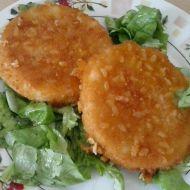 Plněné kuřecí řízečky s vločkovým obalem recept