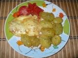 Kuřecí plátek pašerák (dietní) recept