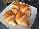 Pravé francouzske croissanty recept