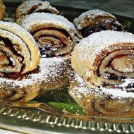 Kakaové mini štrúdlíčky recept
