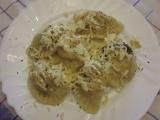 Taštičky z bramborového těsta s vepřovým masem recept ...