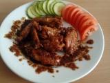 Kuřecí křidýlka na maggi recept
