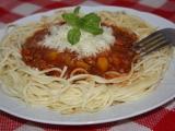 Boloňské špagety III recept