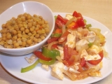 Šmakoun se zeleninou a cizrnou recept