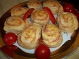 Kynutí sýroví šneci I. recept
