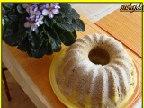 Bábovka s vaječným koňakem a kokosem recept