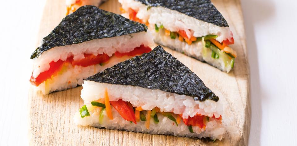 Sushi sendvič