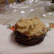 Kokosky plněné čokoládovým krémem recept