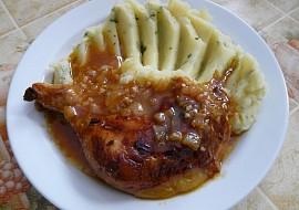 Kanadské kuře recept
