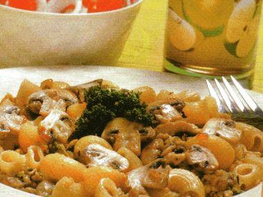 Recept Kolínka s houbami