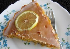 Mrkvový koláč s citronovou polevou recept