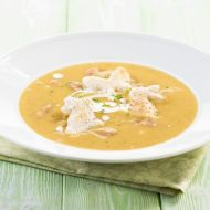 Velikonoční fazolová polévka recept