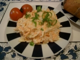 Křimický salát recept