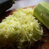 Cuketová polévka se sýrem recept