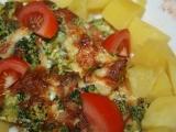 Zapékaná brokolice recept