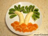 Kiwi palma pro Samyho recept
