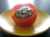 Rajčatový košíček recept