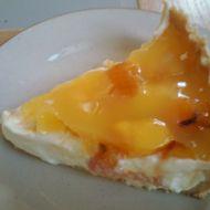 Nepečený meruňkový dort recept