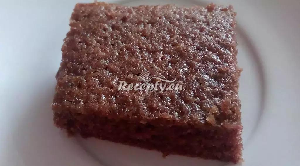 Rychlá cuketová buchta recept  moučníky