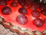 Hroznový koláč recept