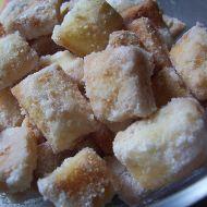Sladké tvarohové polštářky recept