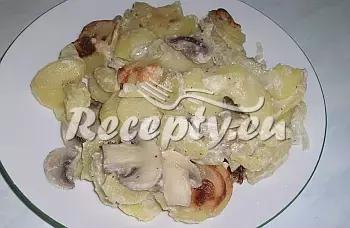 Bezmasé zapékané brambory recept  bramborové pokrmy ...