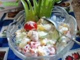 Můj salát s chutí Šopáku recept