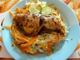Thajské kuře s zázvorem recept