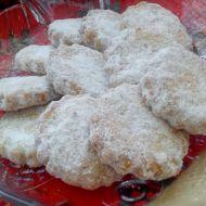Vanilková kolečka recept