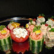 Zeleninové chuťovky recept