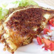 Masová omeleta se sýrem recept
