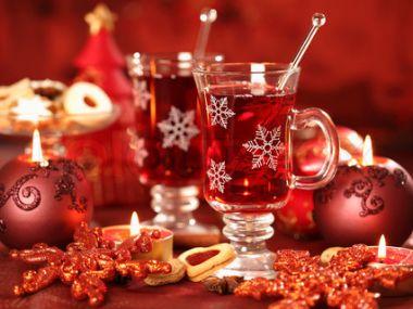 Vánoční drink pro řidiče