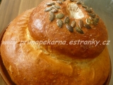 Jarní chlebík recept