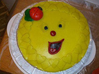 Můj narozeninový dort