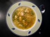 Polévka z kuřecího masa recept