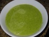 Hrášková polévka s pestem recept