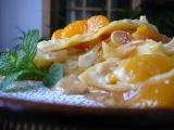 Broskvové cannelloni recept