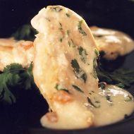 Kuřecí řízky s koriandrem recept