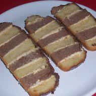 Pruhované řezy z domácí pekárny recept
