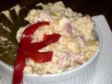 Bramborový salát s jogurtem a majolkou recept