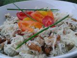 Celerový salát s Nivou a ořechy recept