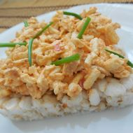 Pikantní pomazánka z tofu recept