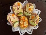 Velikonoční chlebíčky recept