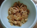Chipsy aneb tuková bombička k televizi recept