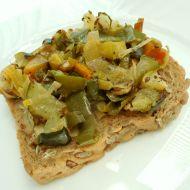 Podzimní pečená zelenina recept