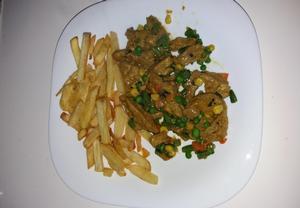 Chutná čína ze sojového masa