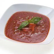 Italský rajčatový krém s bazalkou recept