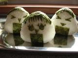 Rýžové koule (onigiri) recept